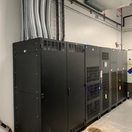 1000 kVA Unintirruptable Power System