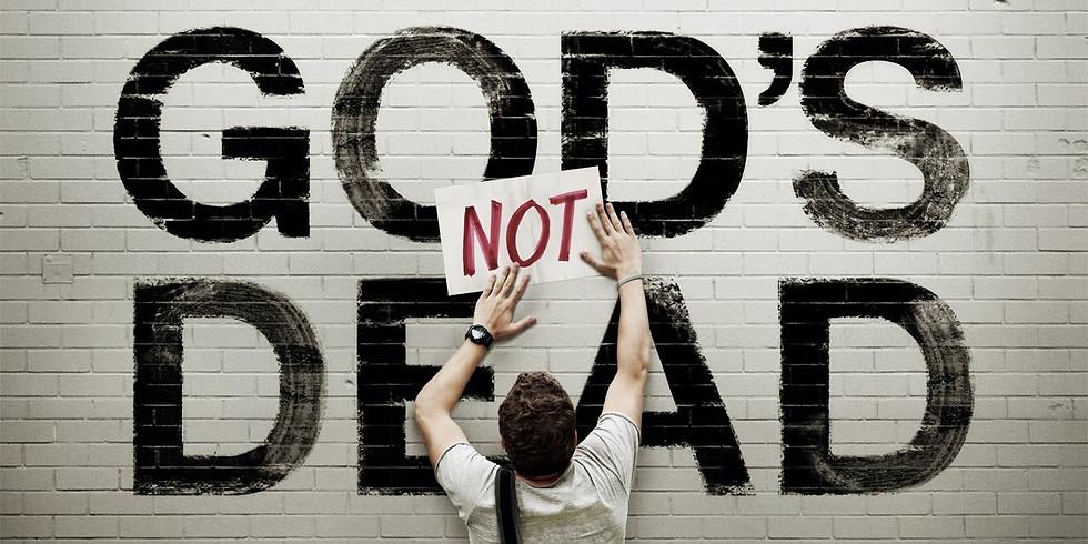Movie Matinee - God's Not Dead