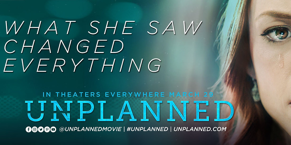 Special Showing of Unplanned