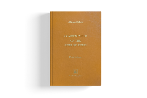 Commentaries on the Song of Songs - First Volume