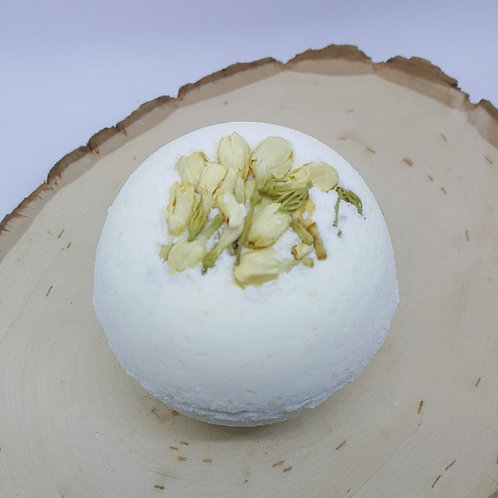 Lemon Grass & Jasmine Bath Bomb