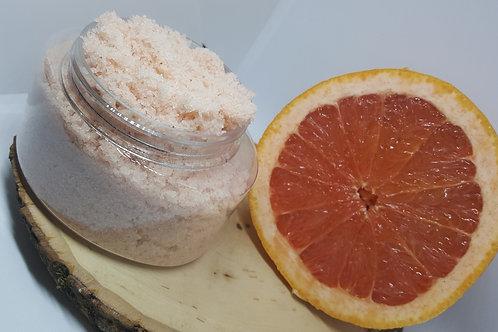 Grapefruit Body Salt Scrub