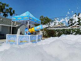 Big Wind Bubbles Foam Party