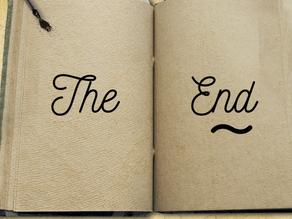 Fin d'un roman