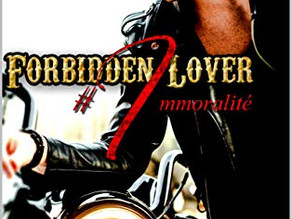 Forbidden Lover # Immoralité - Angèle Line