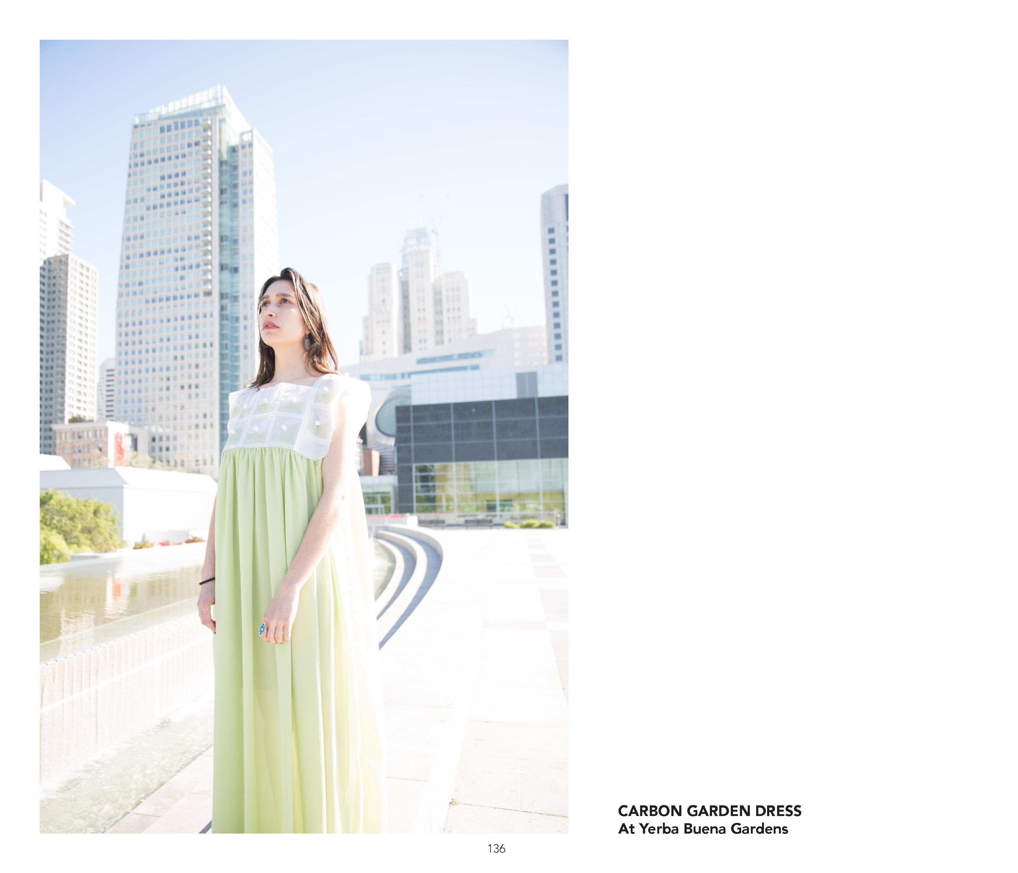 Carbon Garden Dress
