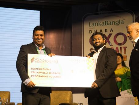 SSMI Asia supports 'Dhaka CxO Summit 2018'