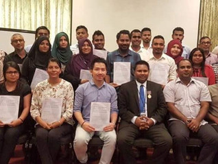 SSMI Asia conducts the First-ever Lean Six Sigma Public programme in Maldives