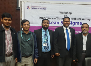 Independent University Bangladesh hosts SSMI Asia