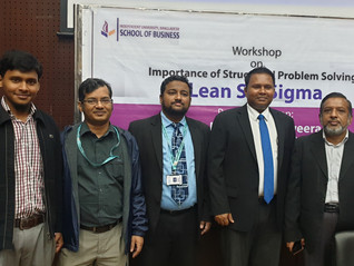 Independent University Bangladesh hosts SSMI Asia