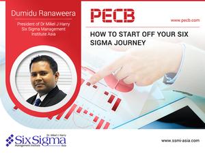 PECB Features SSMI Asia President Dumidu Ranaweera