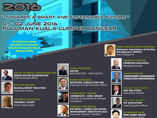 Dr Mikel J Harry Six Sigma Management Institute Asia is featured in Facility Management Conference 2