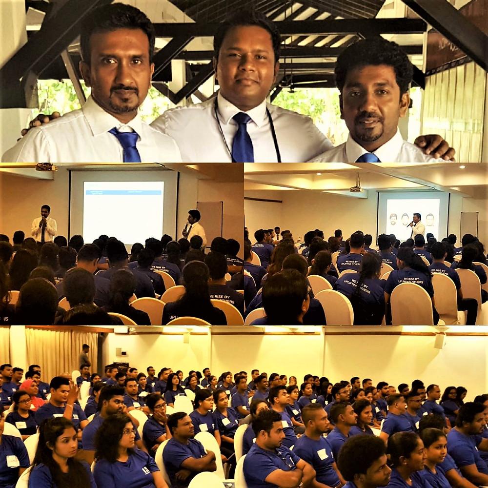 Lean Six Sigma in Sinhala