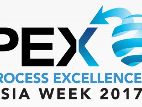 SSMI Asia sponsors 18th Annual Process Excellence Asia Week 2017   3rd - 6th  April   Amara Sanctuar