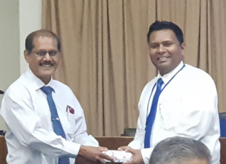 SLAAQP Invites SSMI Asia President to Speak to Award applicants of NCQP 2018