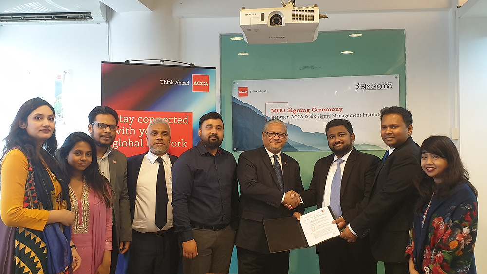 ACCA & SSMI Bangladesh to promote Lean Six Sigma