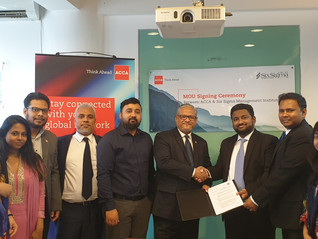 ACCA Bangladesh joins SSMI Asia to Promote Lean Six Sigma in Bangladesh