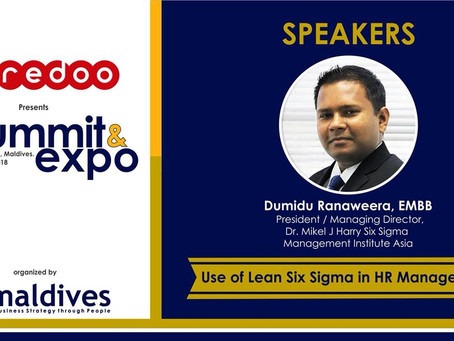SSMI Asia supports First-ever HR Summit & Expo conducted in Maldives