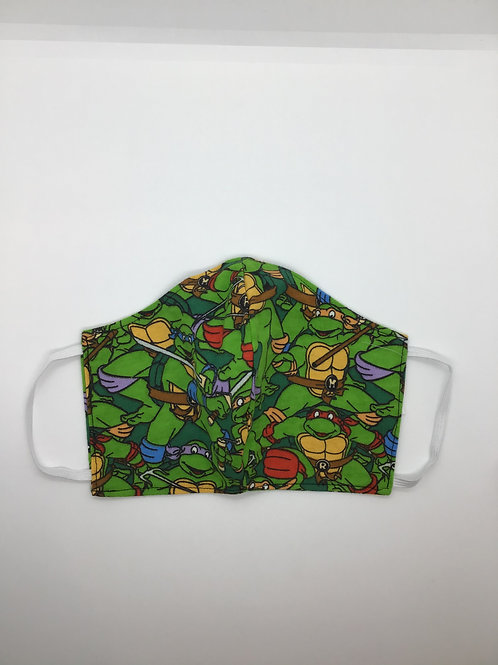 Turtle Cotton Mask