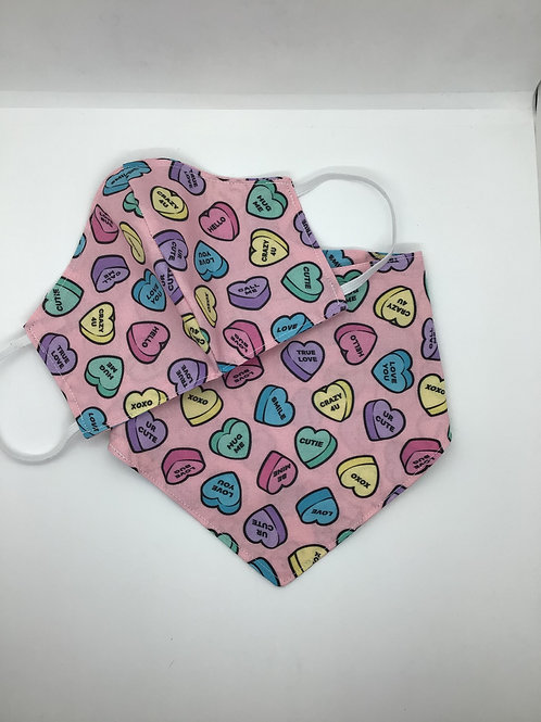 I Love You Heart Candies