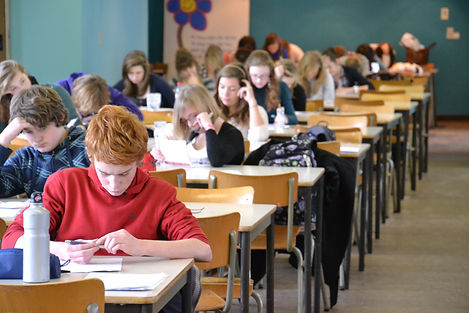 Studeren in Atheneum Brugge