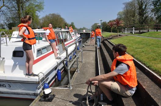 GWP op de Thames