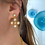 Thumbnail: Pearl and Golden Earrings
