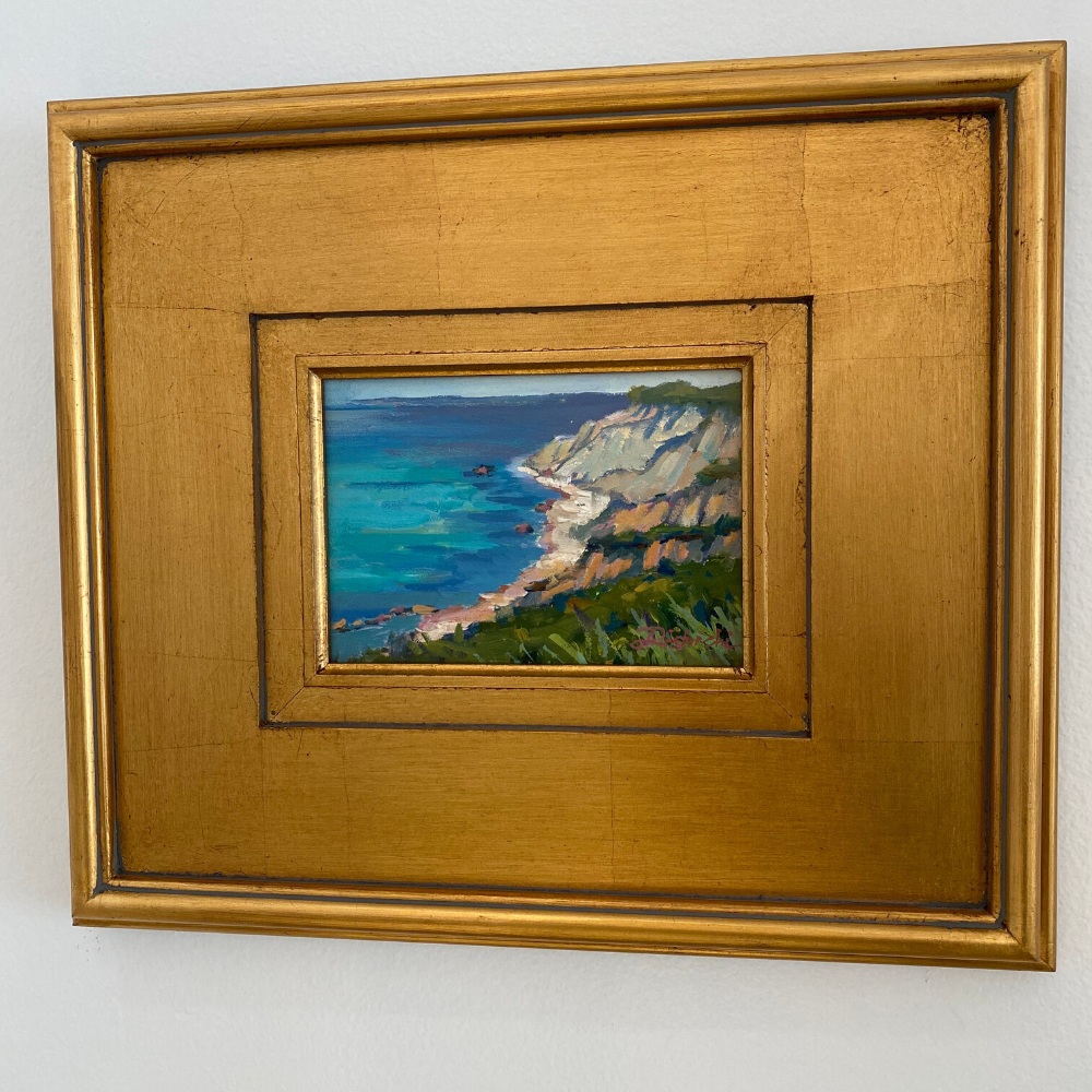 cliff painting