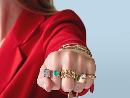 Elizabeth Buenaventura- Dainty Fine Jewelry
