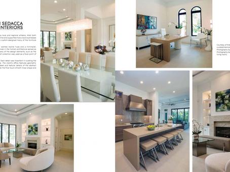 Feature in Home & Design Magazine
