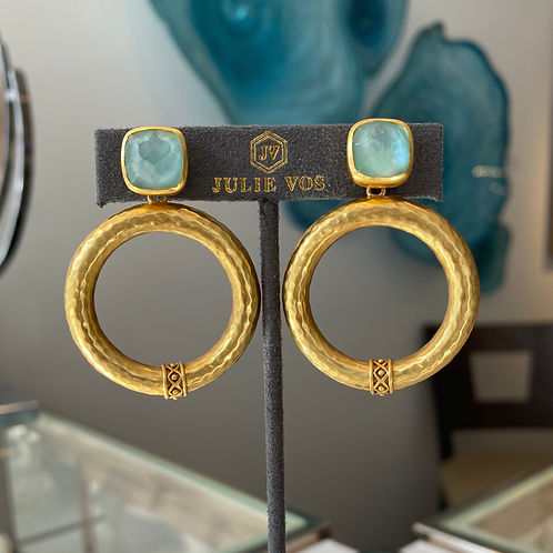 Catalina Statement Earrings