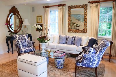 Interior design- living room