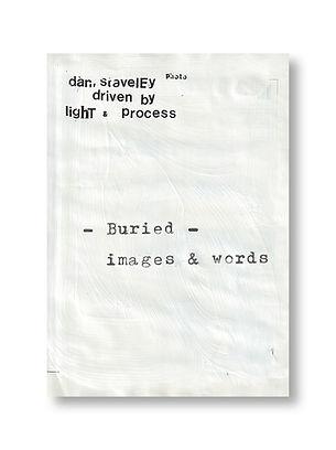 burried - Photobook by Dan Staveley