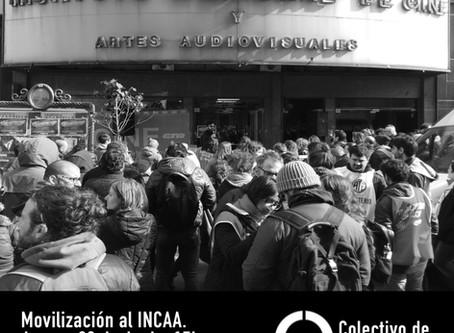 Comunicado en defensa del cine argentino
