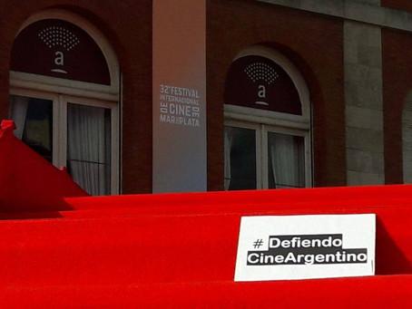 Defendiendo al cine argentino en MDQFEST