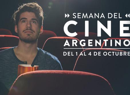 La semana del Cine Argentino: ¡Que viva el cine!