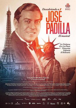 Descubriendo a Jose Padilla POSTER 02.jp