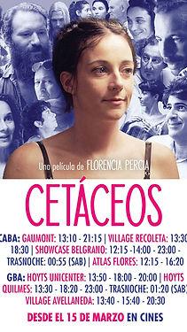 Cetaceos poster