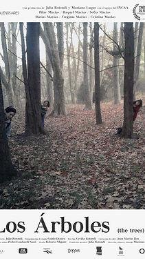 Los árboles POSTER
