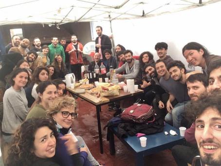 Asado + Reunión general del Colectivo de Cineastas