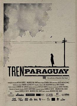 Tren Paraguay POSTER