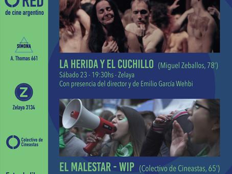 RED de cine argentino - Noviembre 2019
