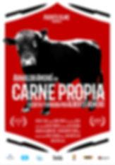 Carne propia poster