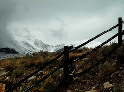 Mountain Fence