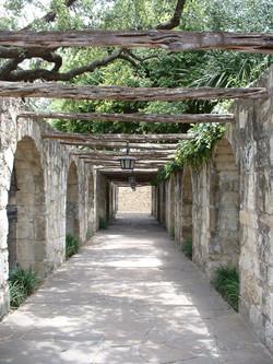 Alamo Walk