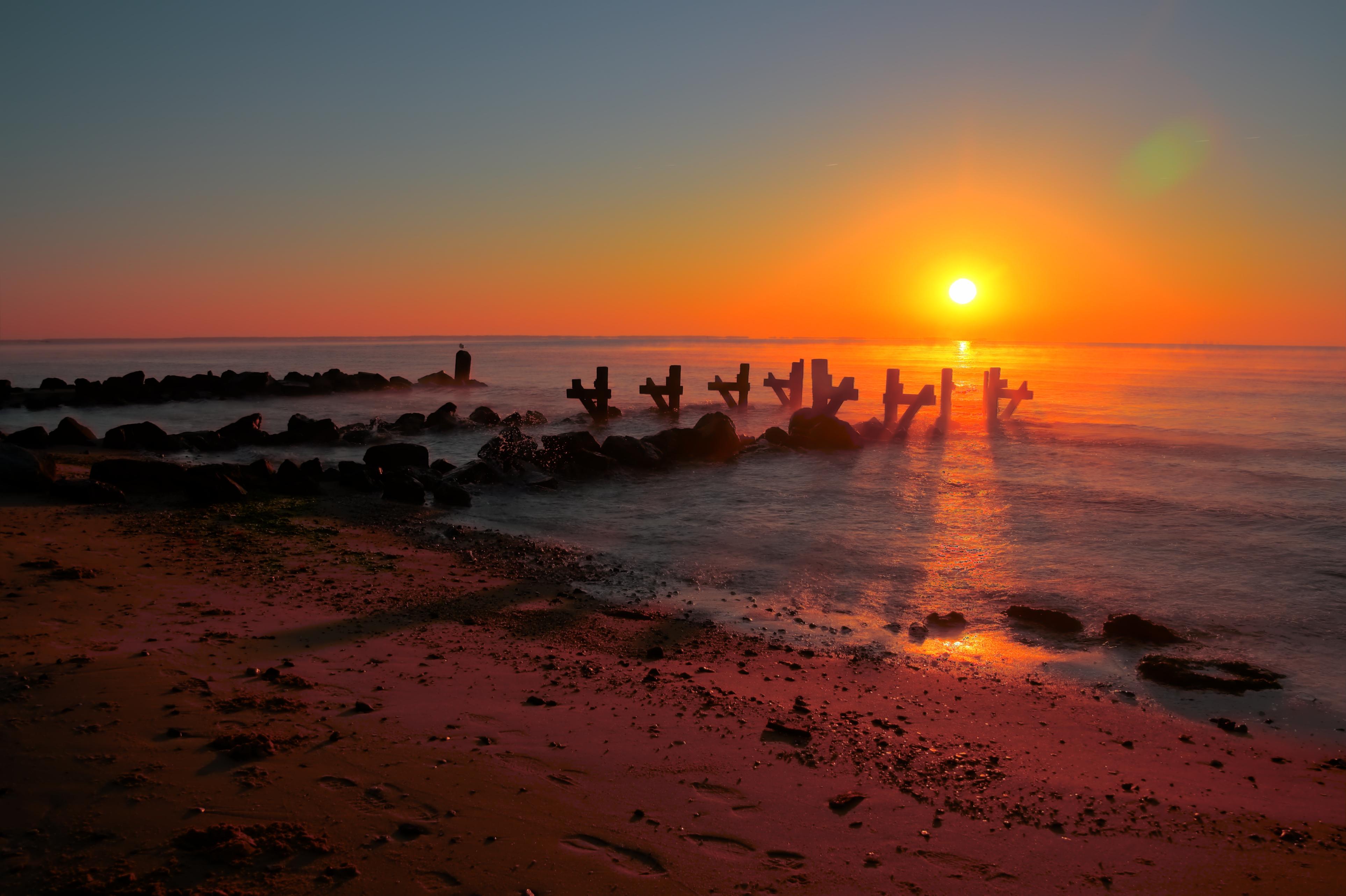 Solomons Sunrise