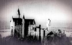 Neuschwanstein Castle- daugerotype