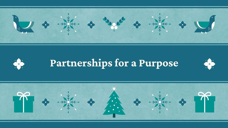 Parternships for a Purpose