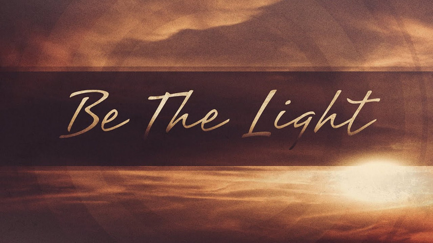 Be the Light Week 2