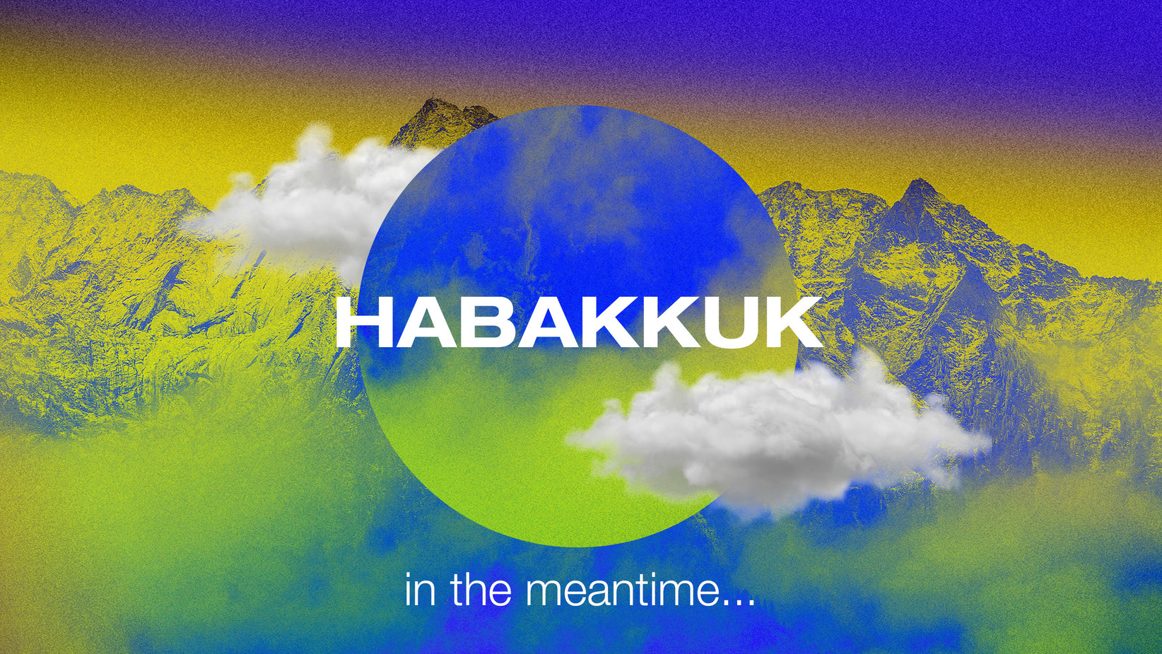 Habakkuk Week 4